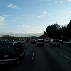 Photo taken at I-5 (Golden State Freeway) by Charles S. on 12/17/2011