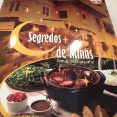 Photo taken at Segredos de Minas by Carlos V. on 4/17/2012