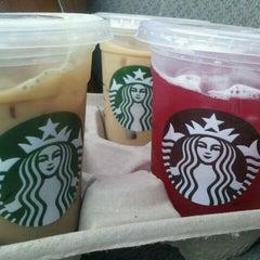 Photo taken at Starbucks by Barb W. on 9/13/2011