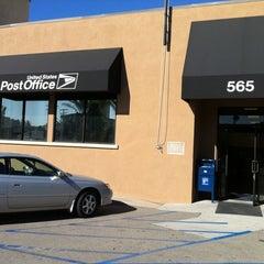Photo taken at US Post Office by Emileeeeeee S. on 12/6/2011
