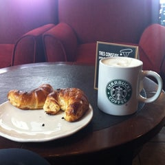 Photo taken at Starbucks Coffee by Sebastian S. on 6/5/2011