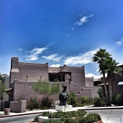 Photo taken at Lodge on the Desert by Guy D. on 6/25/2012
