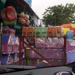 Photo taken at Pasar Gembrong by Amanda F. on 7/9/2012