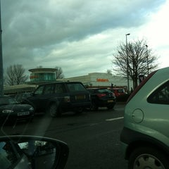 Photo taken at Sainsbury's by Tom L. on 1/21/2012
