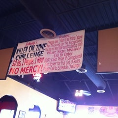 Photo taken at Johnny's New York Style Pizza by Justin M. on 10/20/2011