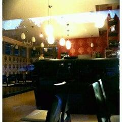 Photo taken at Cafe 43 by Aneta V. on 8/26/2011