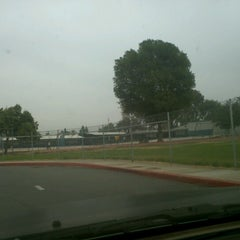 Photo taken at Garretson Elementary by Israel M. R. on 8/24/2012