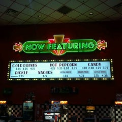 Photo taken at Cinemark Movies 8 by Joe L. on 11/24/2011