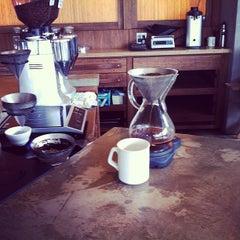 Photo taken at Coava Coffee Brew Bar by Kiel N. on 5/31/2012