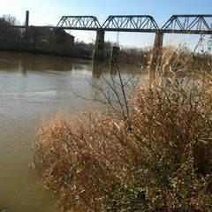 Photo taken at Shelby Bottoms Greenway by Chad W. on 1/15/2012