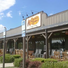 Photo taken at Cracker Barrel Old Country Store by ♛ Eric Schneller ♛ on 9/9/2012