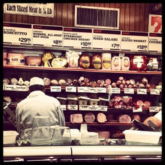 Photo taken at Zabar's by Ben A. on 4/25/2012