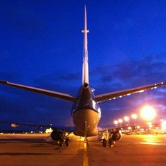 Photo taken at Aéroport Toulouse-Blagnac (TLS) by Emile N. on 6/12/2012