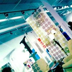 Photo taken at Centre de Design et d'Impression Textile by Duc C. N. on 5/19/2011