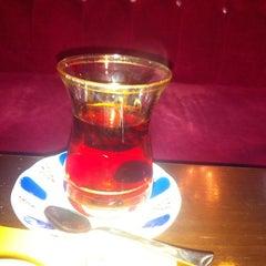 Photo taken at Cafe İstanbul by Haluk K. on 9/24/2011