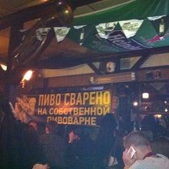 Photo taken at Портер Паб / Porter Pub by Artem I. on 3/17/2012