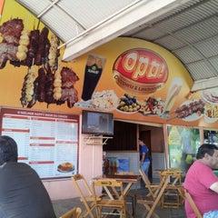 Photo taken at Supermercado Supra by Paulo C. on 6/16/2012