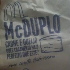 Photo taken at McDonald's by Mauricio C. on 4/27/2011