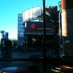 Photo taken at Kabuki Japanese Restaurant by Jeffrey S. on 4/1/2011