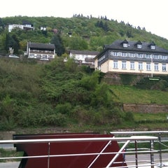 Photo taken at M.S Excellence Royal Port. Cochem by arief b. on 4/17/2011
