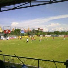 Photo taken at Suvarnabhumi Customs Stadium by ไข่เค็มจัง ร. on 9/4/2011