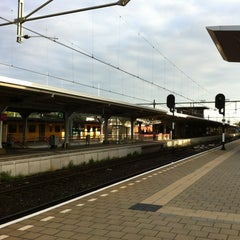 Photo taken at Station Sittard by Herman E. on 9/10/2011