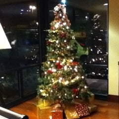 Photo taken at Sheraton Portland Airport Hotel by Tonia on 12/22/2011