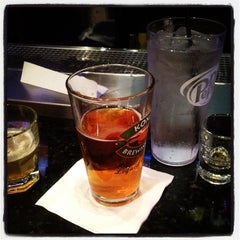 Photo taken at Champions Restaurant & Sports Bar by Mark D. on 4/23/2012