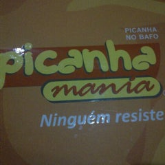 Photo taken at Picanha Mania by Ricardo C. on 2/9/2012