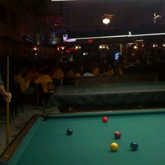 Photo taken at Booche's Billiards Hall by David H. on 9/18/2011