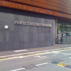 Photo taken at People's History Museum by Su Anne F. on 9/21/2011