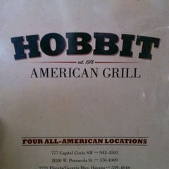 Photo taken at Hobbit American Grill by N. M. S. on 9/1/2011