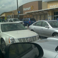 "Photo taken at Walmart Supercenter by Steve ""Hoffy"" H. on 7/22/2012"