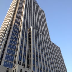 Photo taken at First National Tower by Joe C. on 3/27/2012