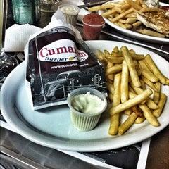Photo taken at Cumarim Burger Grill by Jonas F. on 8/10/2012
