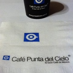 Photo taken at Café Punta del Cielo by Gumaro G. on 9/18/2011