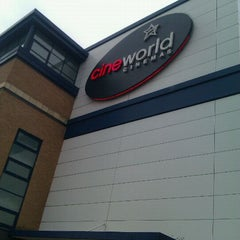 Photo taken at Cineworld by robin s. on 1/20/2012