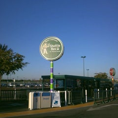 Photo taken at Toy Story Parking Lot by Bonnie C. on 8/25/2011