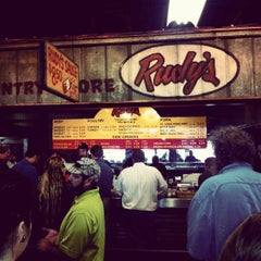 Photo taken at Rudy's Country Store & Bar-B-Q by Ryan H. on 4/11/2012