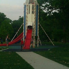 Photo taken at Union Park by Bruce S. on 5/6/2012