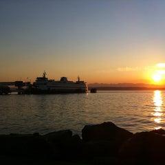 Photo taken at Brackett's Landing by Spenser H. on 8/29/2011