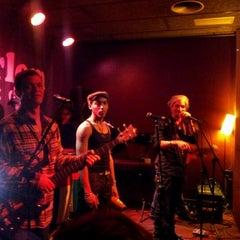 Photo taken at Harlem Jazz Club by Karel M. on 1/14/2012