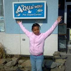 Photo taken at Aqua-World Pet Super Center by harry c. on 2/26/2012
