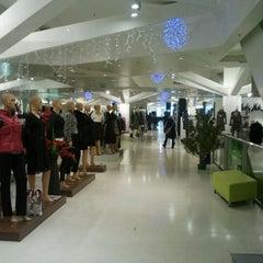 Photo taken at OD Kotva by Martin K. on 1/4/2012