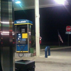 Photo taken at Valero by Tangela W. on 9/4/2011