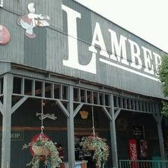 Photo taken at Lambert's Cafe by Chris on 5/6/2012