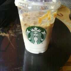 Photo taken at Starbucks by Harry C. on 10/30/2011