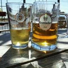 Photo taken at Nuernberg Brauhaus by Tom C. on 9/24/2011