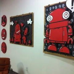 Photo taken at Murphy Arts Building by Sara C. on 3/3/2012