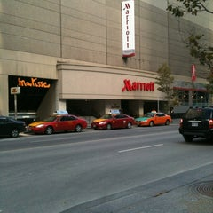 Photo taken at Toronto Marriott Bloor Yorkville Hotel by Jennifer G. on 11/17/2011
